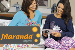 продукти Maranda - пижами нов каталог